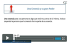 Videos Creencias poder de las creencias