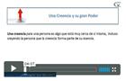 Videos Creencias poder de las creencias
